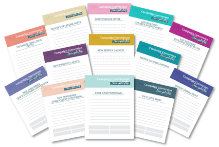 Campaign Conversion Templates